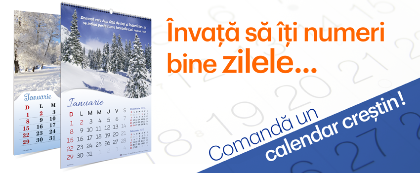 Calendare Crestine