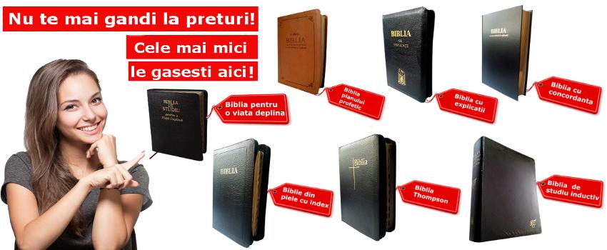 Biblii de lux