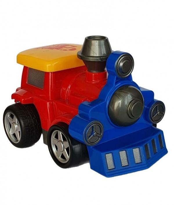 Trenulet rosu - Jucarii pentru copii