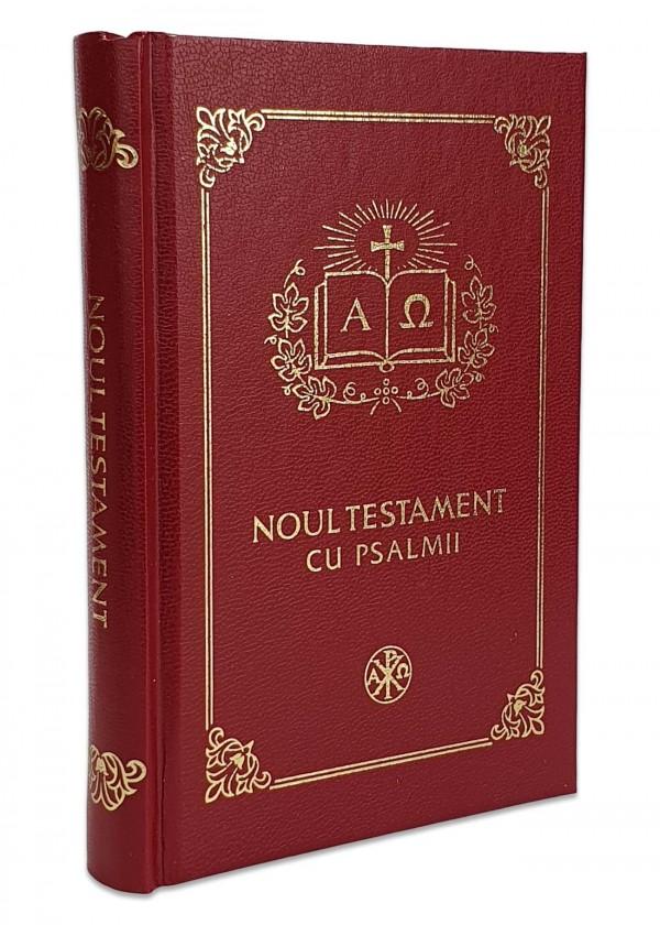 Noul Testament cu Psalmii - de buzunar