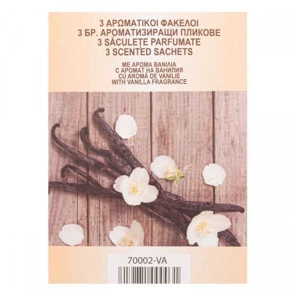 Plicuri aromatice Vanilie 30g - 3 buc