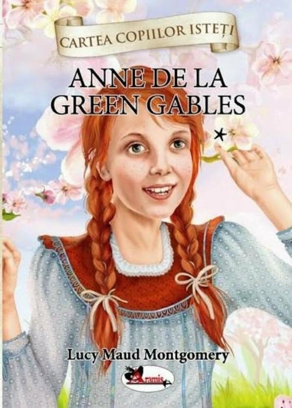 Anne de la Green Gables, Vol.1 - Roman pentru copii (7+ ani)