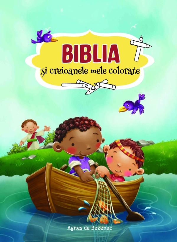 Biblia si creioanele mele colorate