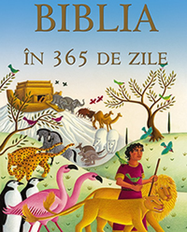Biblia pentru în 365 de zile, Biblie pentru copii