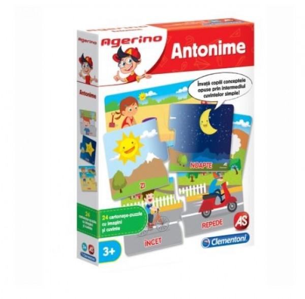 Antonime - Joc Clementoni Agerino (3+)