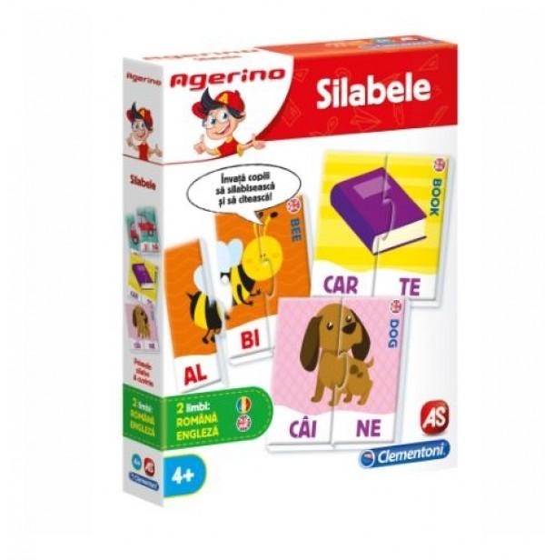 Silabele - Joc Clementoni Agerino (4+)