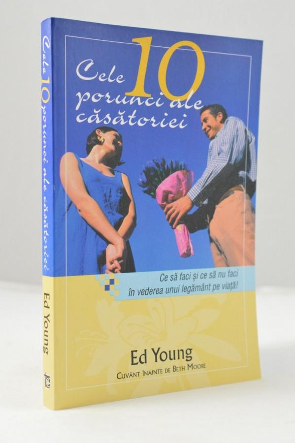 Cele 10 porunci ale casatoriei, Ed Young
