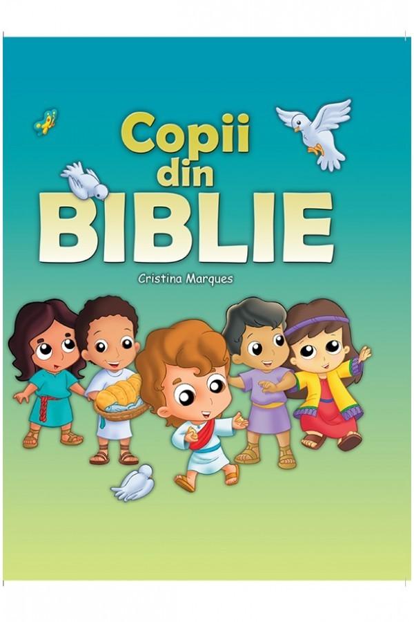 Copii din Biblie, Cristina Marques