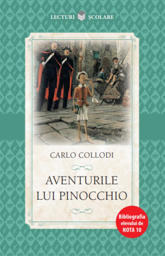 Aventurile lui Pinocchio - Povestiri pentru copii