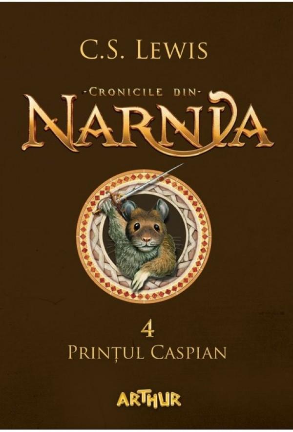 Cronicile din Narnia 4 - Printul Caspian