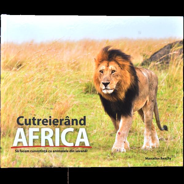 Cutreierând AFRICA - Enciclopedie pentru copii