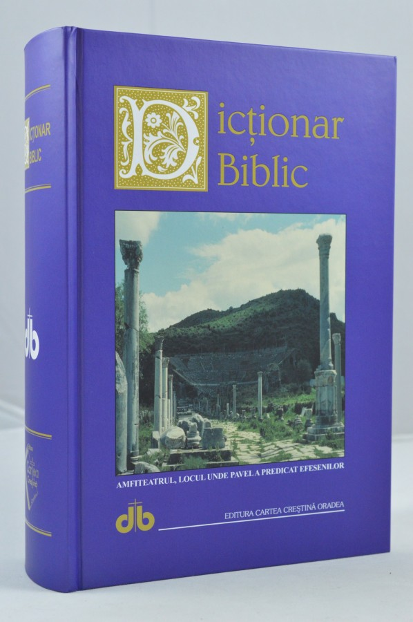 Dictionar biblic explicativ