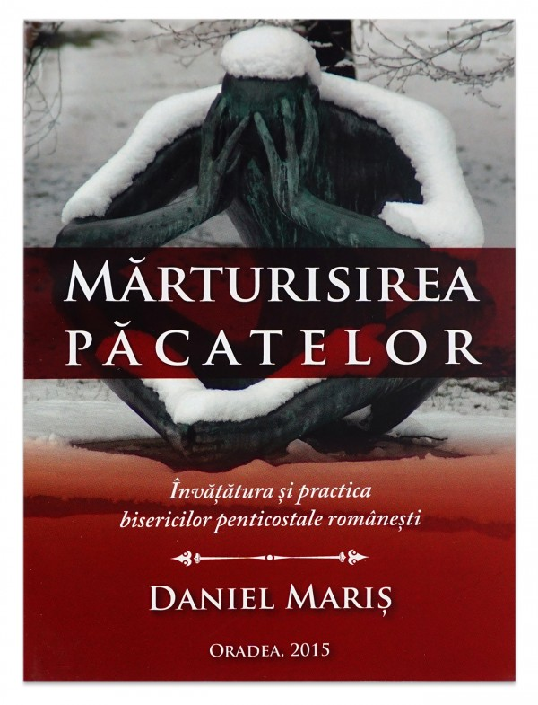 Marturisirea pacatelor de Daniel Maris