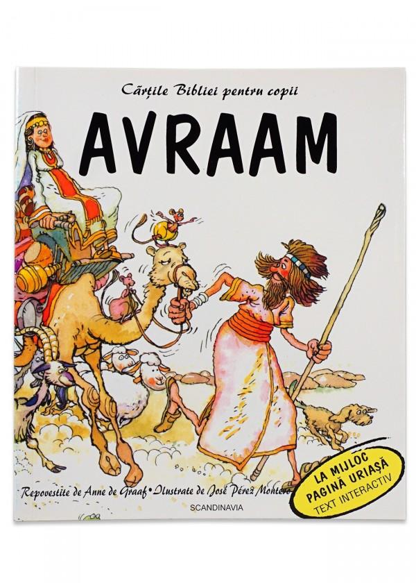 Biblia pentru copii - Avraam