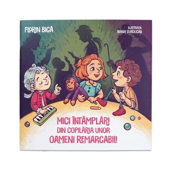 Mici întâmplări din copilăria unor oameni remarcabili - Povestiri crestine pentru copii