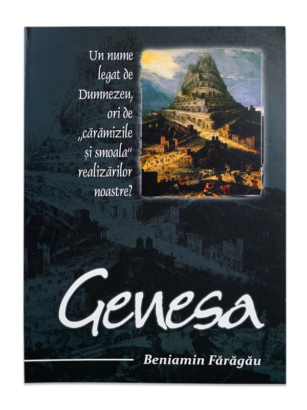 Genesa - comentariu biblic verset cu verset