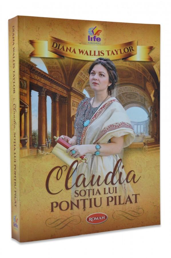 Claudia Sotia lui Pontiu Pilat de Diana Wallis Taylor
