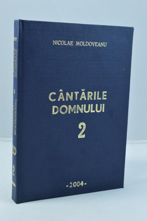 Cantarile Domnului vol. 2- Nicolae Moldoveanu