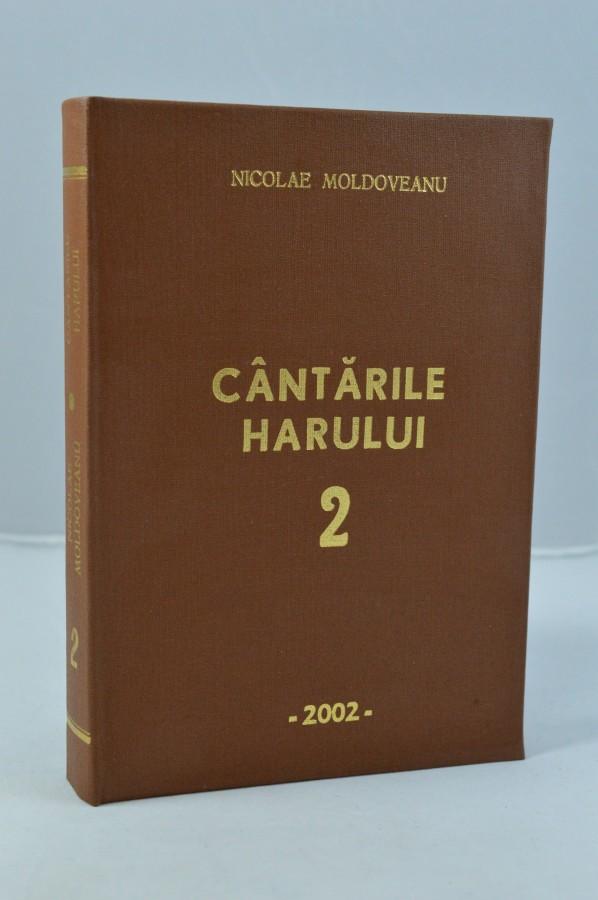 Cantarile harului 2- Nicolae Moldoveanu