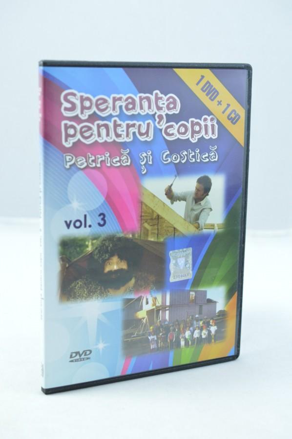 Speranta si Prietenii - Costica si Petrica (vol. 3)
