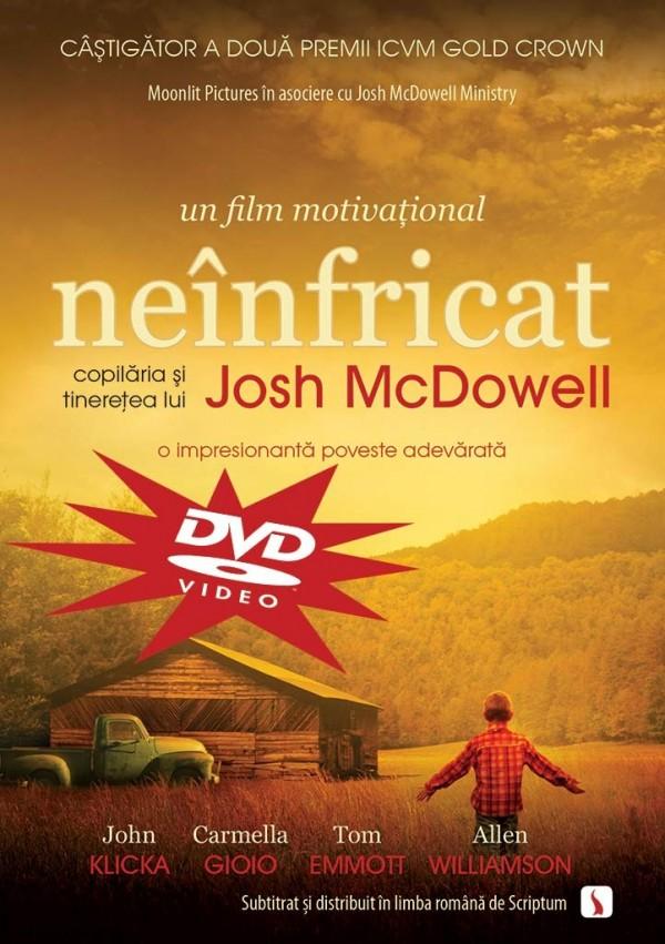 DVD-Neinfricat de Josh McDowell