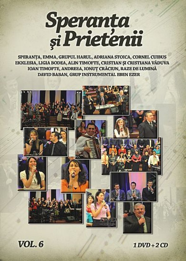 DVD, Vol.6, concert