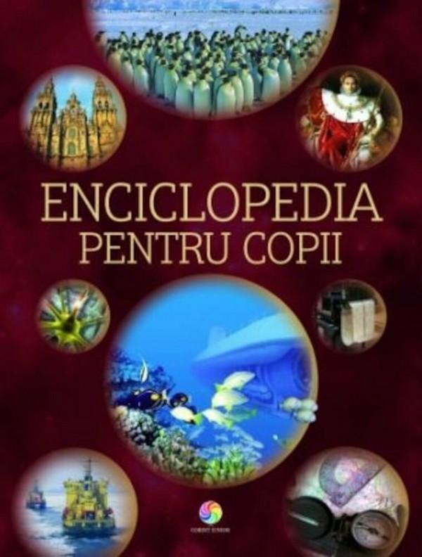 Enciclopedia pentru copii (6-9 ani)