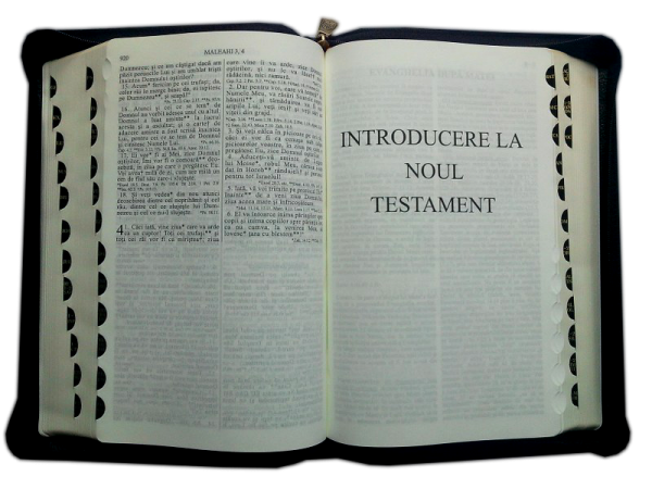 Biblia cu explicatii si concordanta