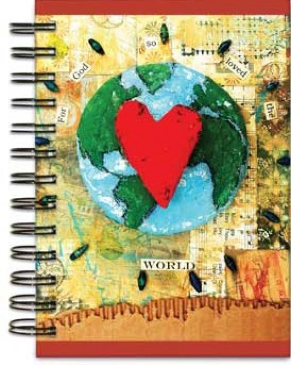 Jurnal crestin For God so loved the world