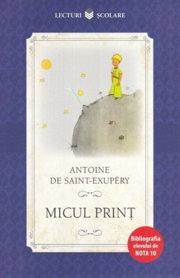 Micul print - Povestiri pentru copii