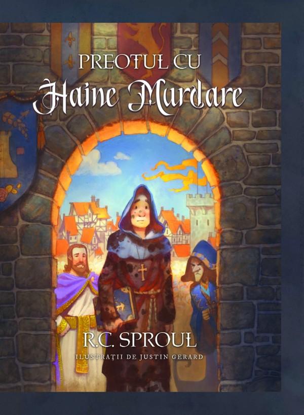 Preotul cu haine murdare - Povestiri biblice pentru copii