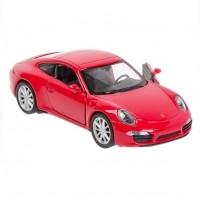 Masina rosie - Porsche 911 Carrera S - Jucarii pentru copii