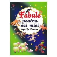 Fabule pentru cei mici - Fabule pentru copii (5-10 ani)