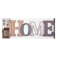 Autocolant perete 3D Home 47x18cm