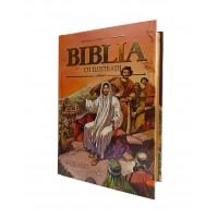 BIBLIA CU ILUSTRAȚII - Biblia pentru copii