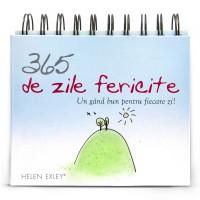 """Calendarul """"365 de zile fericite"""""""