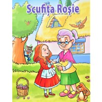 Scufita Rosie - Povestiri pentru copii (3-7 ani) (23x30cm)