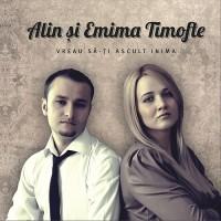 CD - Alin si Emima Timofte - Vreau sa-Ti ascult inima