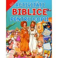 Biblia pentru copii - Activitati biblice pentru copii (7-12 ani)