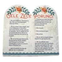 Aplica - Cele Zece porunci (color)