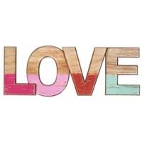 Autocolant de perete - LOVE (40x18cm)