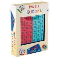 Puzzle SUDOKU - Jocuri de masa pentru copii (7-10 ani)