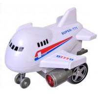 Avion, alb - Jucarii pentru copii