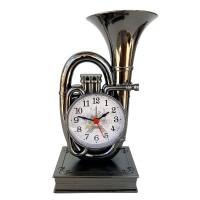 Ceas de masa - basfligorn (negru)