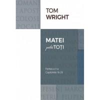Comentariu biblic - Matei pentru toti, vol.2 de Tom Wright