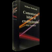 Comentariul biblic al credinciosului- NT de William MacDonalds