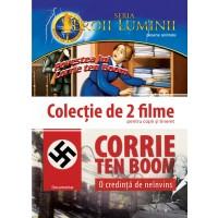 Corrie Ten Boom - Colectie de 2 filme DVD