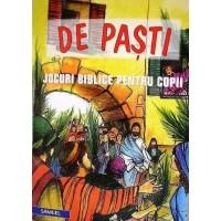De Pasti - Jocuri biblice pentru copii