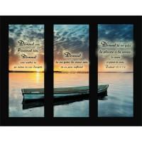 Placheta catifea - Domnul este păzitorul tău