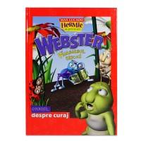 Webster, paianjenul fricos de Max Lucado